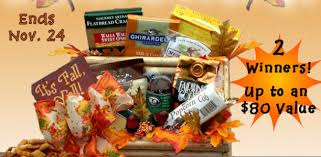 enter to win a bountiful thanksgiving basket from aagb inc