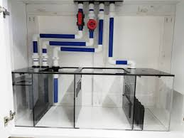 120 gallon crystal reef aquarium with traditional stand u0026 canopy