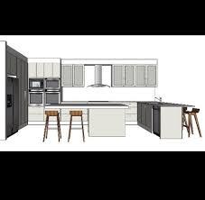 sketchup kitchen design sketchup kitchen design and kitchen design designing decor 3d design sketchup interior