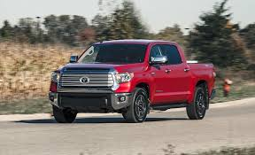 toyota tundra crewmax length 2014 toyota tundra 5 7l 4x4 test review car and driver