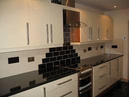 black kitchen tiles ideas kitchen tile ideas modern kitchen black and kitchen