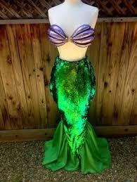 Womens Mermaid Halloween Costume 34 Disfras Sirena Images Costume Costumes