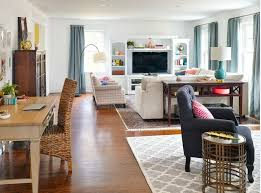 Living Spaces Dining Room Sets by How This Cluttered Living Room Turned Into A Stunning Living Space