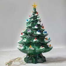 collection ceramic christmas tree with lights pictures ceramic