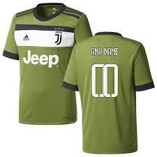 Baju Adidas Juventus adidas soccer juventus fc customized third jersey green authentic