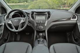 Hyundai Santa Fe 2004 Interior 2014 Ford Escape Vs 2014 Hyundai Santa Fe Sport Car Reviews