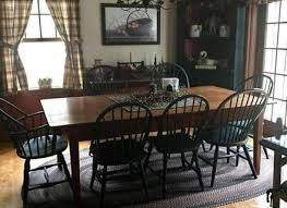 primitive dining room furniture 87 best primitive dining rooms images on pinterest primitive
