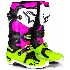 motocross bike boots alpinestars 2017 tech 10 le a1 radiant boots mxstore picks