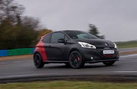 peugeot black peugeot 208 gti 30th anniversary review specifications price