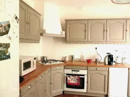 peindre la cuisine repeindre une cuisine en chene lovely repeindre une cuisine rustique