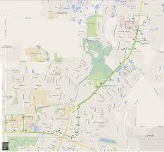 Dekalb Illinois Map by Huskieline Route 7