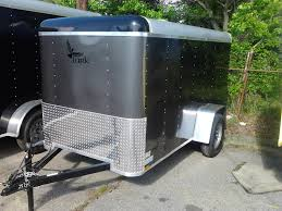 Enclosed Trailer Awning For Sale 5x8 Cargo Trailers Trailers For Sale