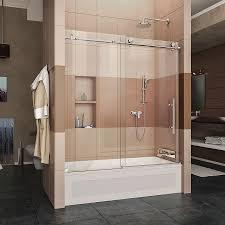 Bathroom Shower Doors Ideas Bathtub Glass Door Ideas Adeltmechanical Door Ideas Bathroom