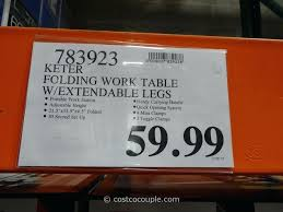 costco folding table in store costco folding table themoonbarking com