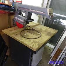Craftsman Radial Arm Saw Table Craftsman 2 5 Hp 10
