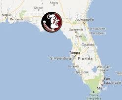 of florida location map deboomfotografie