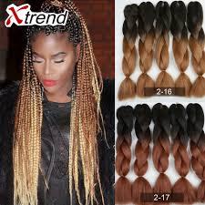 pictures if braids with yaki hair 100gram 24 black auburn brown ombre two tone kanekalon jumbo