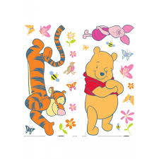 winnie the pooh kids bedding decor price right home winnie the pooh butterfly wall stickers
