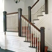Painting A Banister Black Black Stair Banister Stair Banister The Part Of Stair For