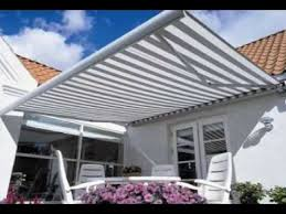 Roll Up Window Awnings Best Roll Up Awnings Youtube