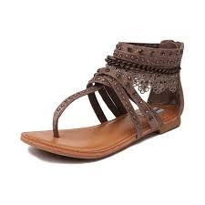 minnetonka womens brown cheep maui fringe sandal uk internet store