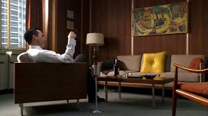 mad men furniture the furniture of mad men don draper s office daily icon