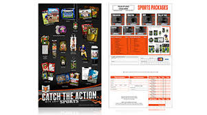sports photography sales flyer analysis h u0026h