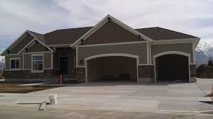 Offset Main Garages Roof Line Idea Http Stuccotechutah Blogspot