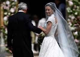 pippa middleton u0027s wedding dress beautiful in its simplicity