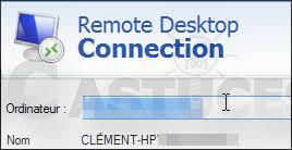 connexion bureau à distance windows 8 supprimer les informations enregistrées par la connexion bureau à