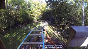 backyard roller coaster youtube outdoor furniture design and ideas