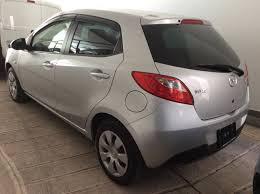 2012 mazda demio auto 98000 kms silver u2013 ventur motors centre