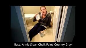 Painted Linoleum Floor Painting Linoleum Or Vinyl Floors With Annie Sloan Chalk Paint And