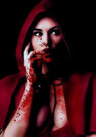 Little Red Riding Hood Makeup For Halloween by Elysium Thebloodisthelife Pinterest