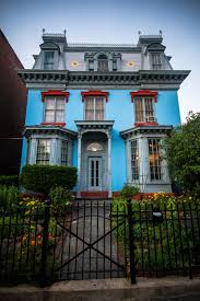 brooklyn house the big blue house slope music park slope brooklyn