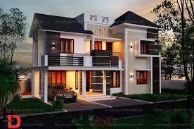 Contemporary Style Kerala Home Design Prepossessing House Design To Mesmerize You Amazing Architecture