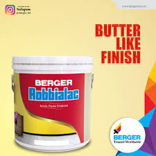 use a paint that is the no 1 selling berger paints bangladesh