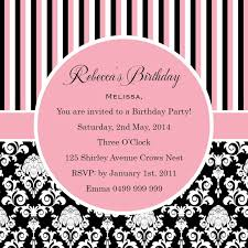 18th birthday invitation templates free download birthday
