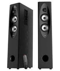 fd 5 1 home theater buy f u0026d t 60x floorstanding speakers black online at best price