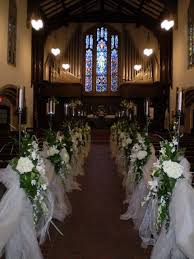 church wedding decorations 174 best church wedding decorations images on church