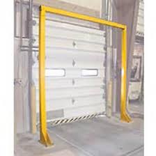 Overhead Door Clearance Crowd Dock Barricades Overhead Door Safety Barriers