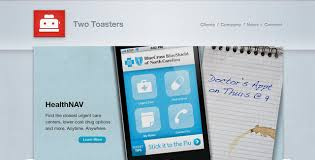Two Toasters 20 Eye Catching Designs Blog U2013 Psd2html