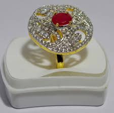 ladies finger rings images Classic ladies finger ring manufacturer in west bengal india by jpg