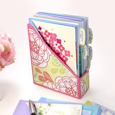 Birthday Card Holder 365 Designs Diy Greeting Card Organizer