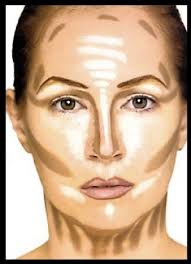 face contouring tutorial lets face it most of us were not born with the perfect oval shaped face contouring and highlighting your face can provide you
