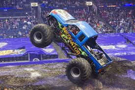 purple grave digger monster truck image instigator2014 jpg monster trucks wiki fandom powered