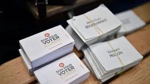 bureau de vote nantes des journalistes votent deux fois à la primaire à gauche l express