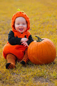 Baby Pumpkin Costume Baby Pumpkin Photos And Free Halloween Photo Card Templates