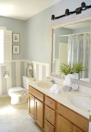Maple Bathroom Vanity by Bathroom Vanity Makeover Plus How To Brush Paint Cabinets Living