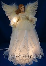 14 5 lighted tree tooper in ivory 10 l yonder